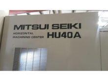 1999 Mitsui Seiki HU-40A CNC Ho