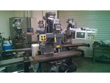 Bridgeport EZ Trak CNC Knee Mil
