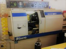 1995 Miyano BNC-34T CNC Turning