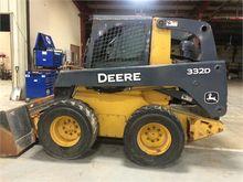Used 2010 DEERE 332D
