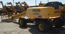Used 2000 GROVE T60