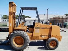Used CASE 586E in Os