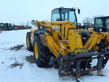 Used JCB 550 in Gran