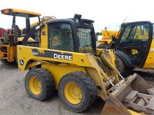 Used 2009 DEERE 320