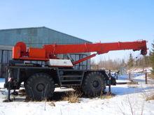 1986 PPM ATT380 Mobile crane