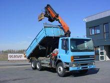 Used 2000 DAF 75 CF