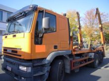 2003 Iveco 260 - 400 Absetzmuld