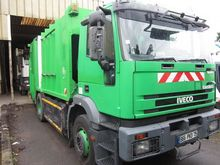 2003 Iveco Eurotech Garbage tru