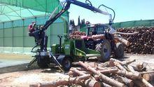 Pezzolato PTH 400 Wood chipper