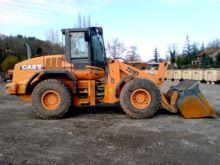 2005 CASE 721 D Wheel loader