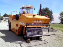 1984 ALBARET PF3 Pneumatic roll