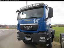 Used 2012 MAN TGS 18