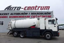 2001 MAN 26.364 Vacuum truck