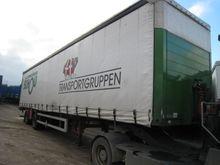 Used 2005 HRD Curtai