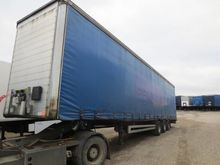 2005 TALSON Curtainsider semi-t