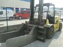 2002 HYSTER H6.00XL 4-wheel fro