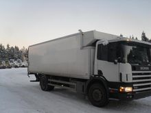 Scania 94D Refrigerator truck