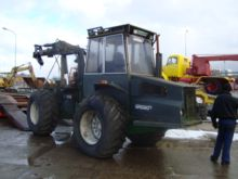 GREMO 802 TIMBERJACK Forestry t