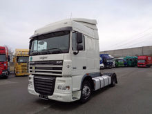 2010 DAF FT XF 105.460 LOW DECK