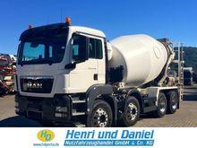 2013 MAN Concrete mixer