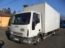 2005 Iveco ML 75E15 Box truck
