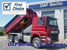 Used 2015 DAF CF 460