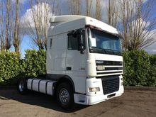 Used 2005 DAF FT XF9