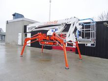 2016 Easy Lift R210 Articulated
