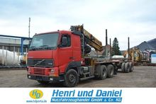1998 VOLVO Timber transport