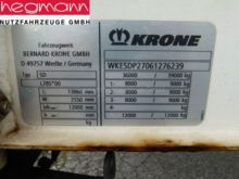 2006 Krone SDP 27, LASI Code XL