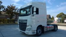 2016 DAF XF 460 FT Tractor unit