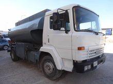 1994 Nissan M125.14 Tank truck