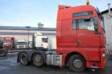 Used 2004 MAN TGA26.