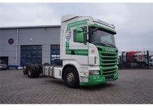 Used 2010 Scania R48