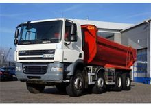 Used 2010 Kipper DAF