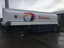 1990 Stokota Tank semi-trailer