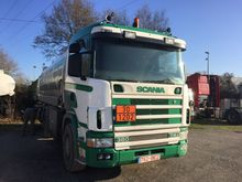 Used 2001 Scania Tan