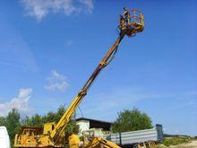 Liebherr 912 Telescopic boom