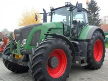 Used 2010 Fendt 922