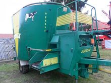 1998 Omix Forage mixer wagon