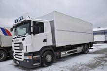 2008 Scania R420 4X2 Box truck