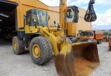 2000 Komatsu WA270-3 Wheel load