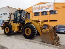 1999 Caterpillar 950G Wheel loa