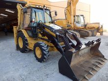 2004 Caterpillar 428D Backhoe l