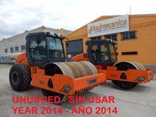 2014 Hamm 3411 Compactor