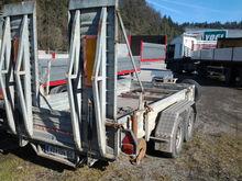 1993 Pongratz WA 400 T Low load