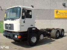 1991 MAN 26.322 6X4 Cab chassis