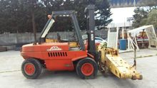 Used 1989 LINDE H60D
