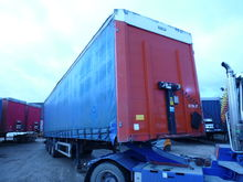 2004 KELBERG Curtainsider semi-