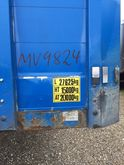 2000 KELBERG Curtainsider semi-
